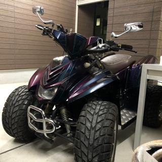 台湾製 四輪バギー 不動車です。