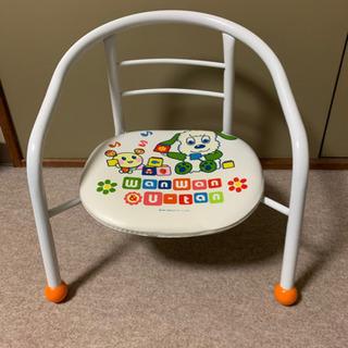 ワンワンの子供椅子