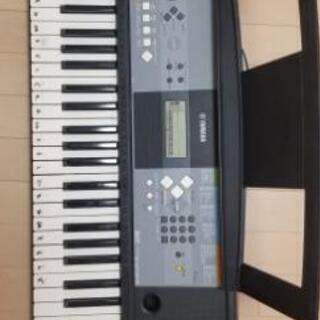 YAMAHA電子ピアノ  PSR-E233 キーボード