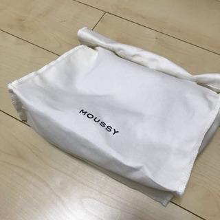 MOUSSY ルームシューズ - 服/ファッション