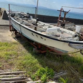 ヤマハ 和船 ボートのみ アンカーウィンチ付き 夜間航行等付き ...