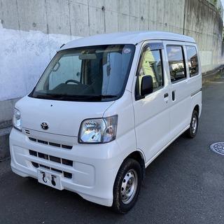 車検2年分コミコミ!人気のピクシスバン!4WD!事故歴無!…