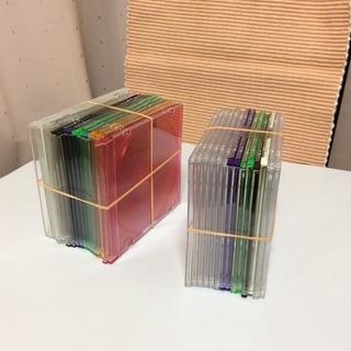 CDケース 使用品 30個