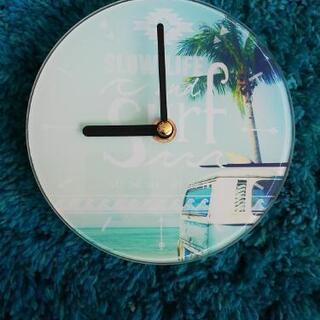 ハワイアン ミニ 時計