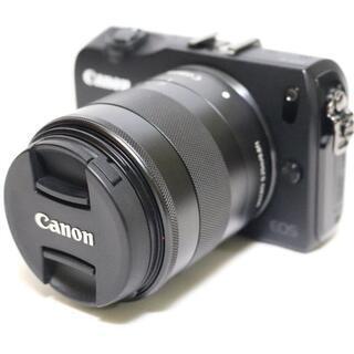 【wi-fi SD付き】canon eos M