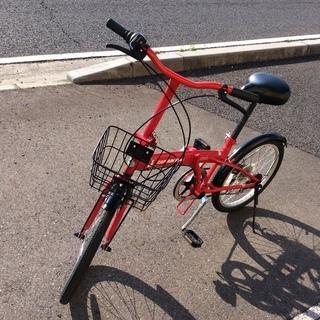 折りたたみ中古自転車 整備済み