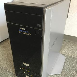【お取引様決定!】 無料 ジャンク パソコン本体 2台セット