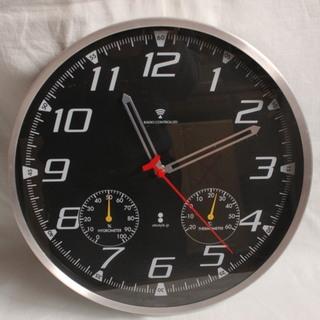アナログ電波掛け時計