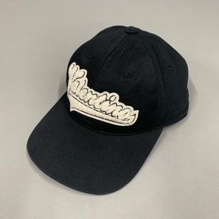 VALENTINO キャップ 帽子 黒 お売りします。