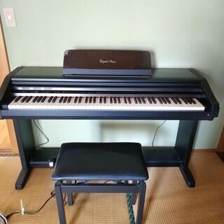 電子ピアノ デジタルピアノ KAWAI カワイ PW600  欠...