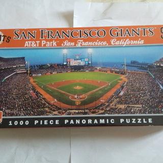 サンフランシスコ・ジャイアンツ 1000ピース パノラマ パズル