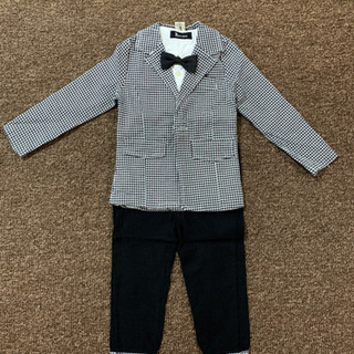 子供スーツセットsize90