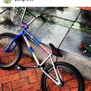 中古W.T.P bike BMXです