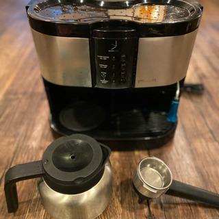 エスプレッソ・コーヒーマシン(ポンプ式・ドリップ式)