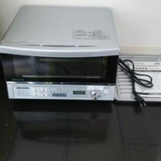コイズミ オーブン トースター KOS-1231