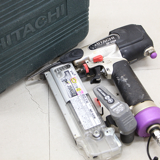 HITACHI 日立工機 常圧45㎜ピン打機 NP45M 工具 ...