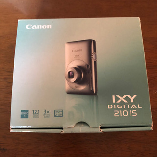 Canon IXY DIGITAL 210IS