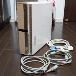 NEC製のデスクトップパソコン(ジャンク)