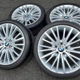 BMW純正パラレルスポーク399 19インチ 3シリーズ、…