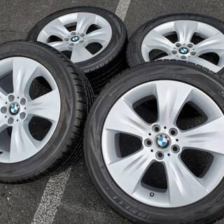 BMW純正スタースポーク213 19インチ スタッドレス …