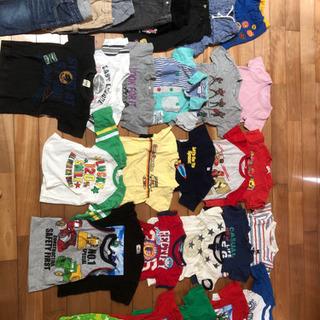 男の子夏物衣料100サイズ