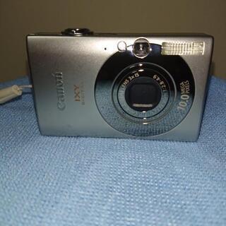 デジタルカメラ Canon IXY ケース付き