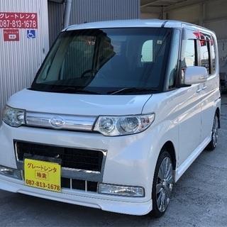 ‼️車検2年付き‼️タントターボ‼️支払い総額¥43万‼️最新の...