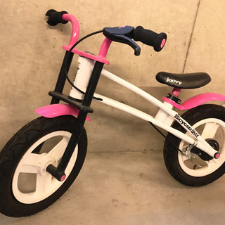 jovvy  バランスバイク ピンク BMX