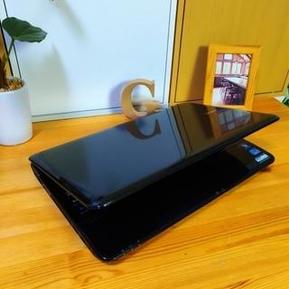corei5のメモリ8Gで超高性能★ 大容量500G! 光沢クリスタルブラックがかっこいい★ 最新Windows10 64Bit!  NEC Lavie 大画面15.6インチ テンキー内蔵 高級感   ノートパソコン 無線LAN Wi-Fi対応 DVDドライブ − 福岡県