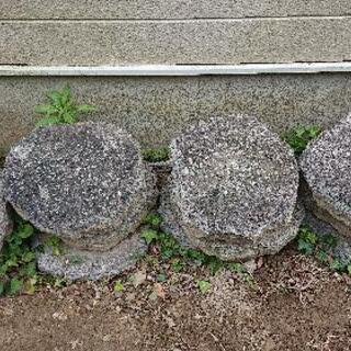 飛石 敷石 お庭のぬかるみなどに