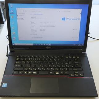 富士通 Lifebook A553 Celeron  SSD w...