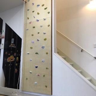 お家の壁でボルダリング♪ 施工費込み 28,000円