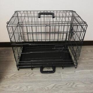 ペットケージS 50×32×高さ39.5cm 小型犬 猫小動物用...