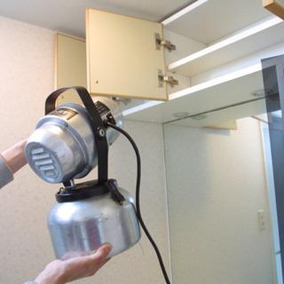 コロナウィルス空間除菌サービス