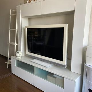 TV + テレビ台