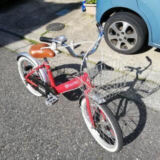 リッチェル 子供用自転車 18インチ 鍵 補助輪