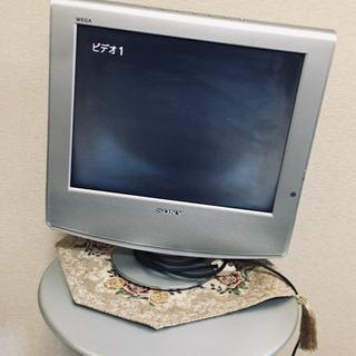SONYのテレビ!
