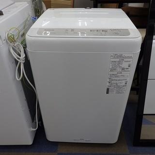 【配送・設置無料】☆2019年製☆ パナソニック 全自動洗濯機 洗濯 6kg つけおきコース搭載 NA-F60B13の画像