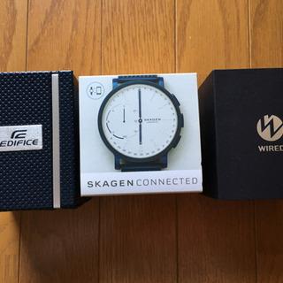 時計の箱(2種類)