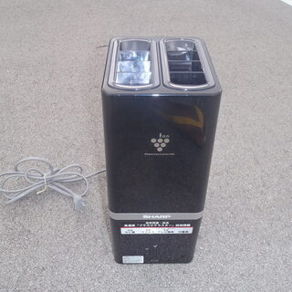 シャープ プラズマクラスター イオン発生器 IZ-CA100