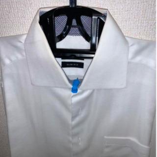 白シャツ 上質生地