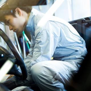 自動車整備×北九州市八幡西区☆月収24万円以上!休み多め、社会保...
