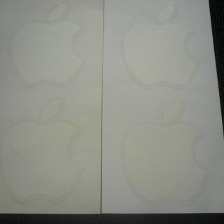 Apple ステッカー Mac
