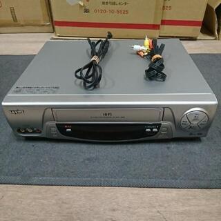 サンヨー ビデオデッキ VZ-H670 1999年製