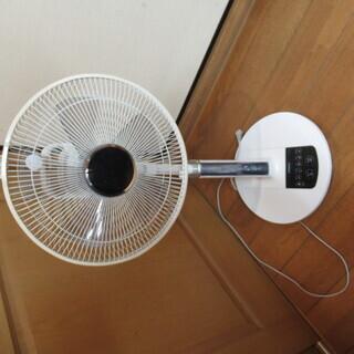 世田谷区近辺配送可能 日立扇風機 風量4段階 HEF-100M ...