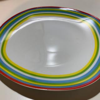 お皿 洋食器 中皿 直径約19㎝ 16枚