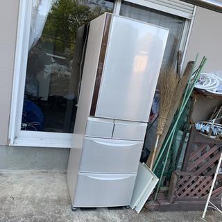 大型冷蔵庫 ファミリー向けサイズ パナソニック 2016年製 430L