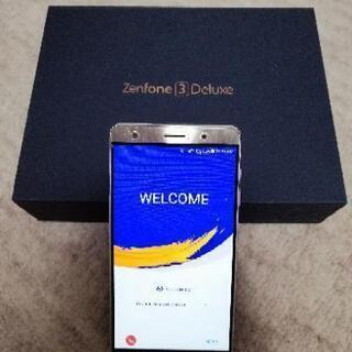 Zenfone3DELUXE  ZS570KL ジャンク品