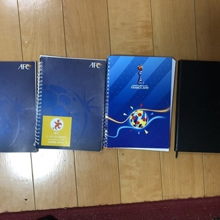 A5版リングノート 4冊