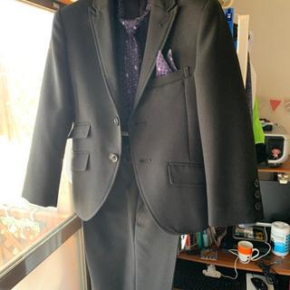 ヒロミチナカノ 110センチスーツ 2回着用 クリーニング済み